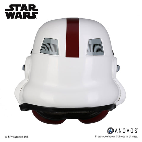 Star Wars Black Series Incinerator Stormtrooper Helmet