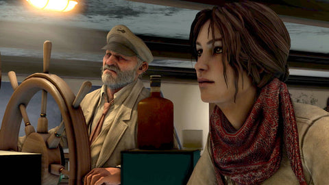 Nintendo Switch Syberia Trilogy (EU)