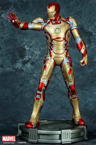 XM Studios Iron Man Mark XLII