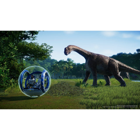XBox One Jurassic World Evolution