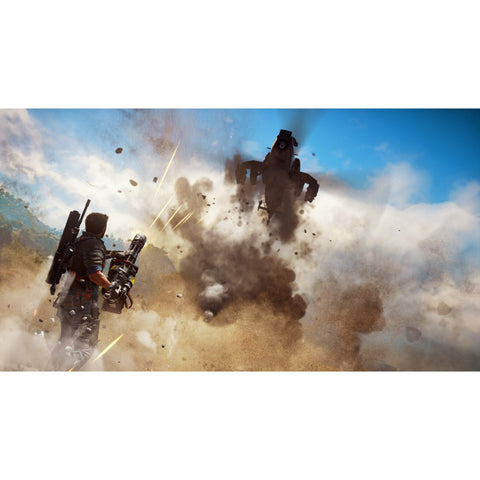 PS4 Just Cause 3 M16