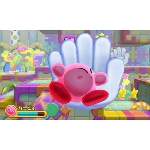 3DS Kirby: Triple Deluxe