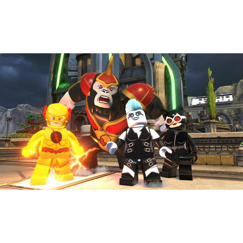 PS4 LEGO DC Super Villains