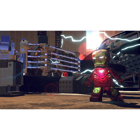 PS4 Lego Marvel Super Heroes (R1)