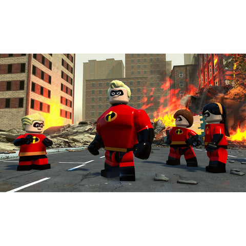 PS4 LEGO The Incredibles (US)