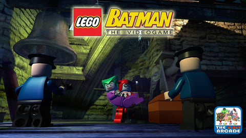 XBox One LEGO Batman: The Videogame