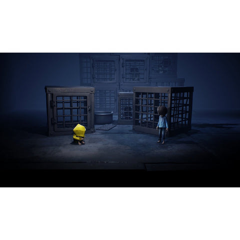 Nintendo Switch Little Nightmares Complete Edition