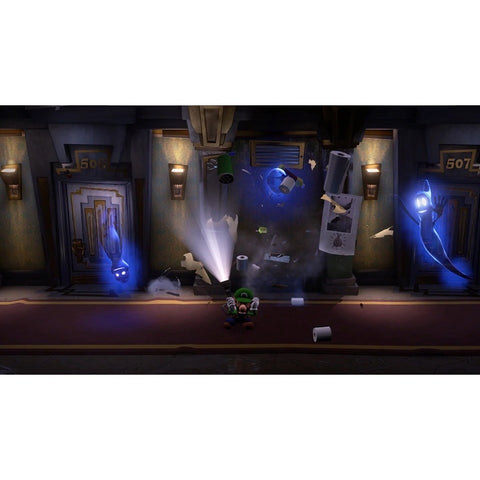 Nintendo Switch Luigi's Mansion 3 Regular (Local)