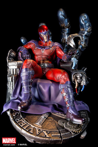XM Studios Magneto (with Coin)