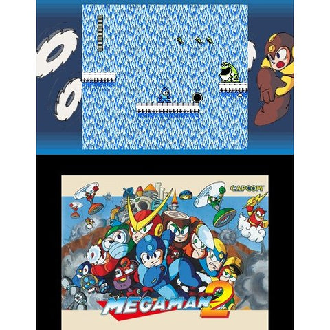 3DS Mega Man: Legacy Collection