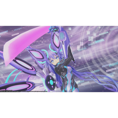 PS4 Megadimension Neptunia VIIR (R2)