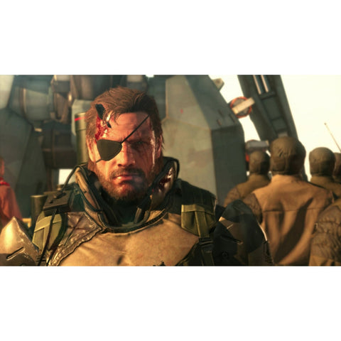 PS4 Metal Gear Solid V The Phantom Pain (R2)