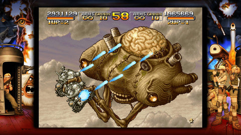 PS4 Metal Slug 3 (R1)