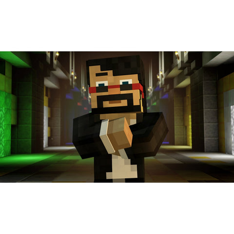 PS4 Minecraft Story Mode Complete Adventure