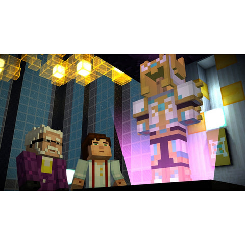 XBox One Minecraft Story Mode Complete Adventure