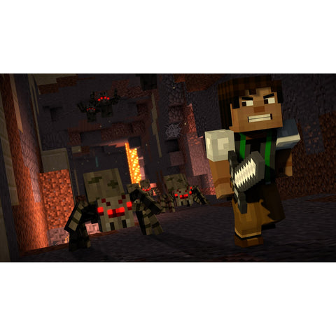 PS4 Minecraft Season Two: Story Mode - The Telltale Series (US)