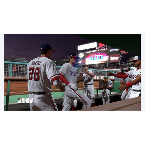 PS4 MLB The Show 20 (R3)