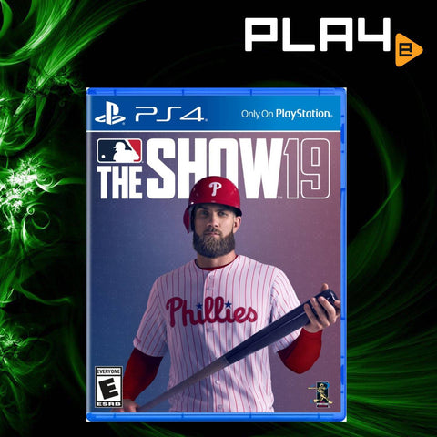 PS4 MLB The Show 19 (R3)