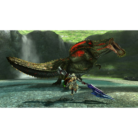 Nintendo Switch Monster Hunter Generations Ultimate