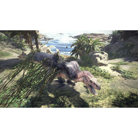 PS4 Monster Hunter World (US)