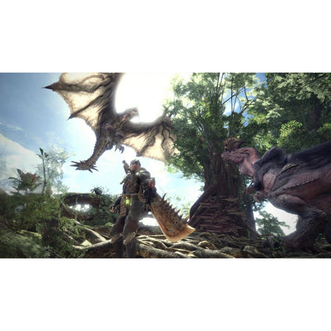 XBOX One Monster Hunter World (Region 3)