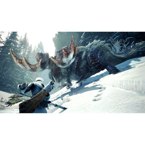 PS4 Monster Hunter: World Iceborne [Master Edition] (R1)