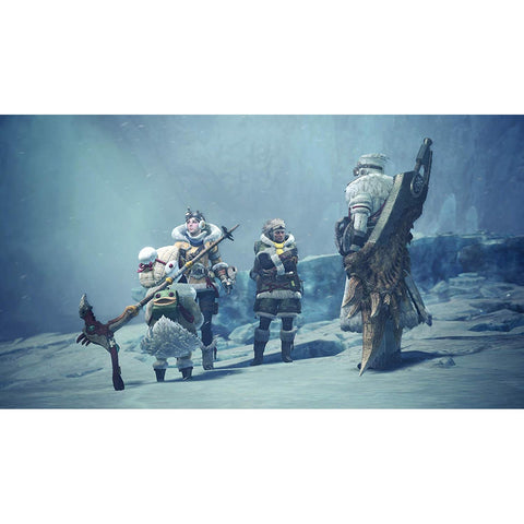 XBox One Monster Hunter: World - Iceborne [Master Edition] (R1)