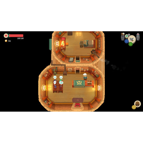 Nintendo Switch Moonlighter