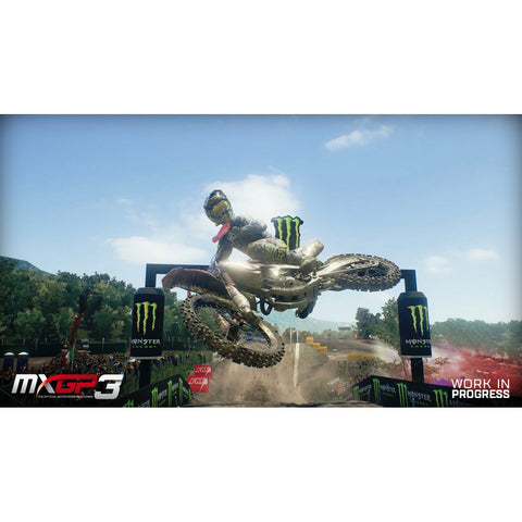 PS4 MXGP3 : The Official Motocross Video Game (EU)