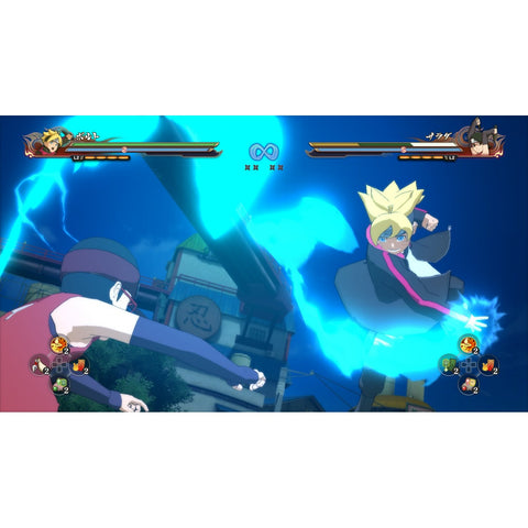 XBox One Naruto Ninja Storm 4 Road to Boruto