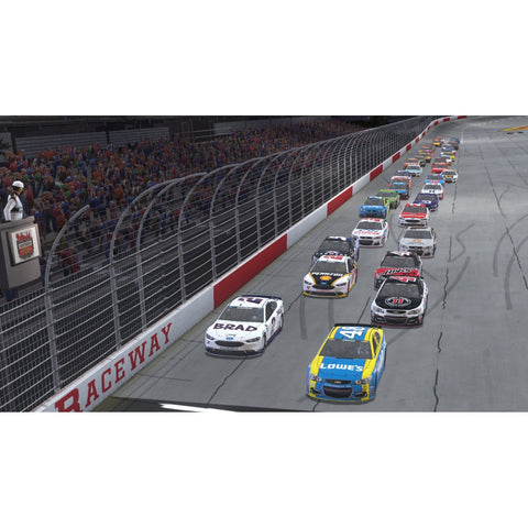 PS4 Nascar Heat Evolution