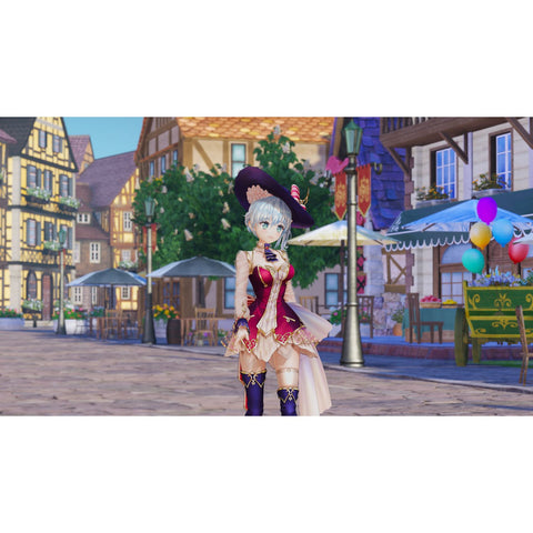 PS4 Nelke & The Legendary Alchemists: Ateliers (R2)