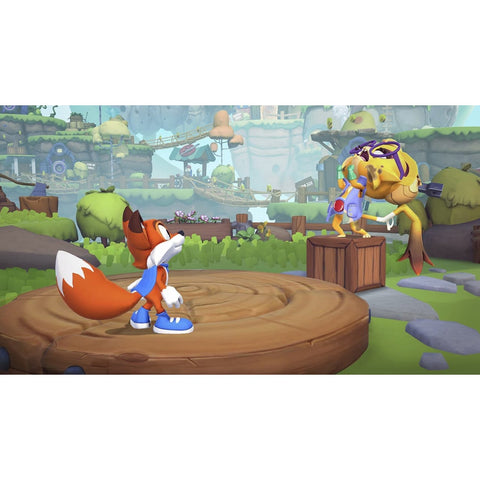 Nintendo Switch New Super Lucky's Tale (Local)