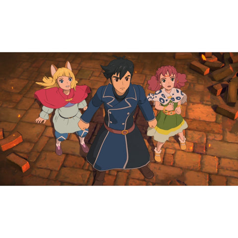 PS4 Ni No Kuni II Revenant Kingdom Regular