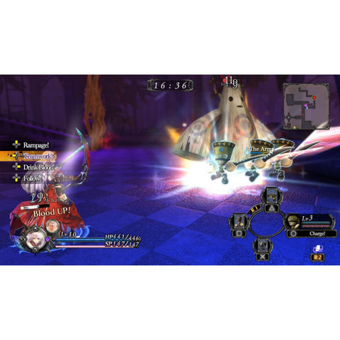 PS4 Nights Of Azure (EU)