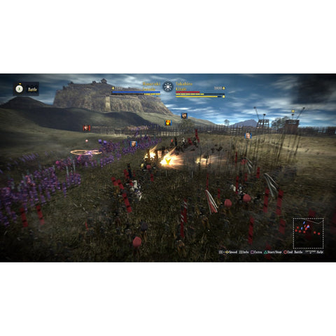 PS4 Nobunaga's Ambition: Sphere of Influence (EU)