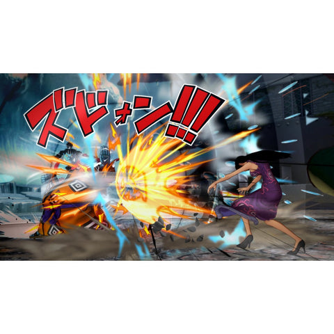 Xbox One - One Piece: Burning Blood