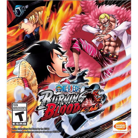 PC One Piece Burning Blood (Digital Copy)