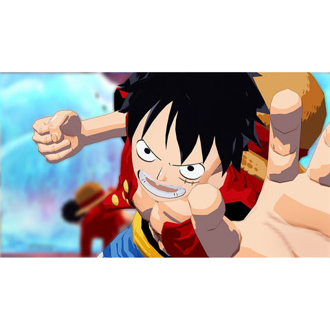 PS4 One Piece Unlimited World Red Deluxe Edition (Region 2)