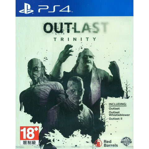 PS4 Outlast: Trinity