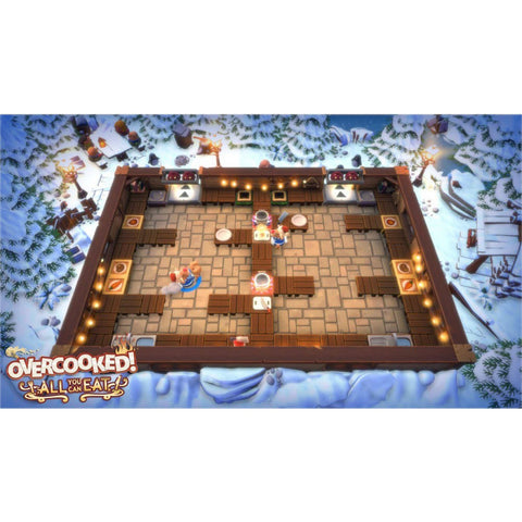 Nintendo Switch Overcooked! All You Can Eat (EU) (Pre-Order)