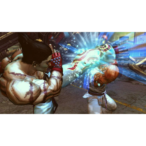 PS3 Street Fighter X Tekken (Asia)
