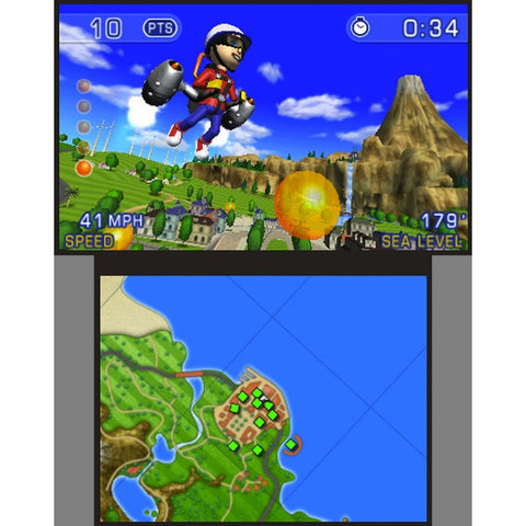 3DS Pilotwings Resort (English)