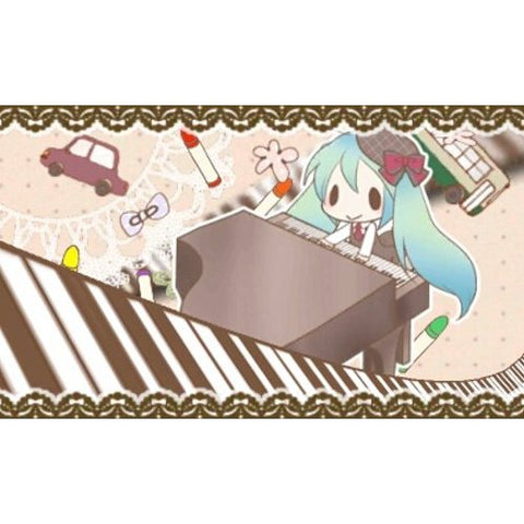 3DS Hatsune Miku and Future Stars: Project Mirai (Jap)