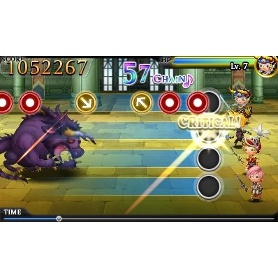 3DS Theatrhythm Final Fantasy