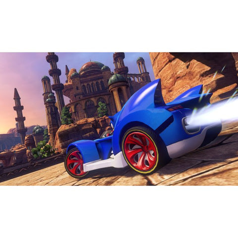 3DS Sonic & All-Stars Racing Transformed