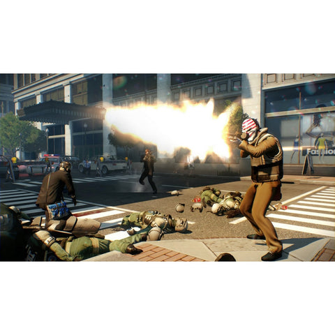 Nintendo Switch Payday 2