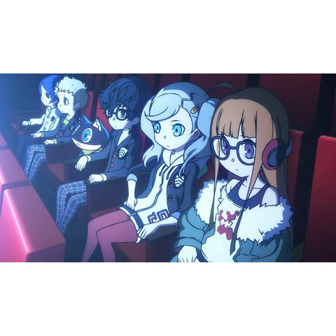 3DS Persona Q2: New Cinema Labyrinth