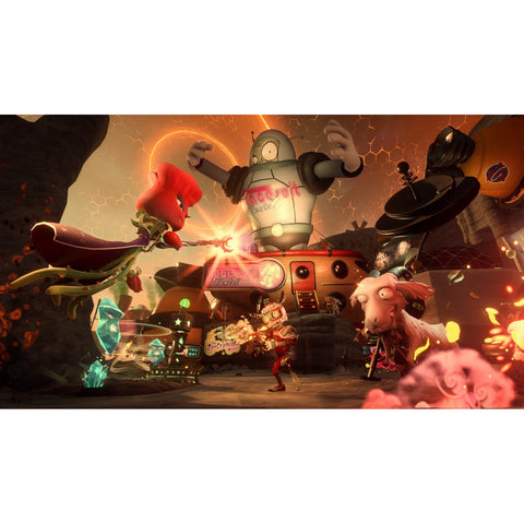 XBox One Plant vs Zombies Garden Warfare 2