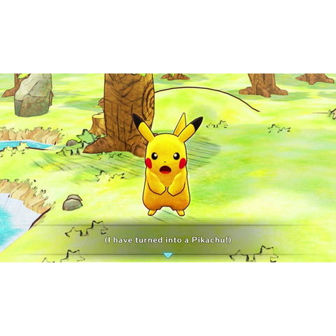 Nintendo Switch Pokemon Mystery Dungeon: Rescue Team DX (EU)